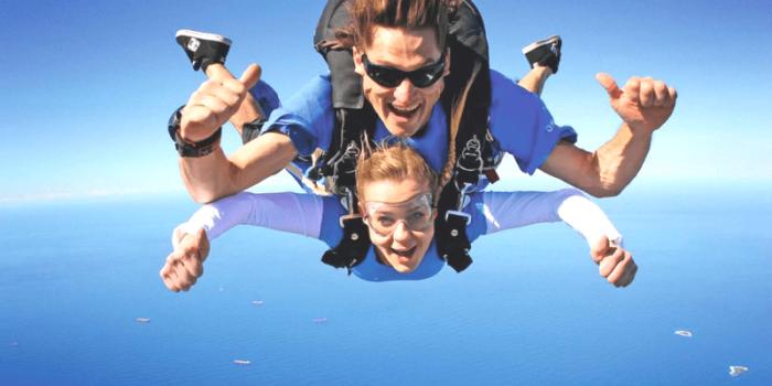 Asutralia Sydney Wollongong Skydive 800×400