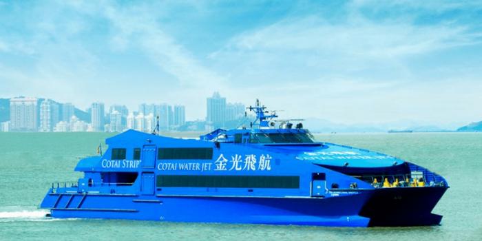 Hong Kong Cotai Water Jet 800×400