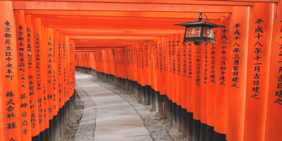 Japan Kyoto Fushimi-Inari Shrine 800x400