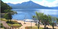Japan Sapporo Lake Shikotsu 800×400