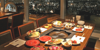 Japan Sapporo Night View + Buffet Dinner, Hokkaido 800×400