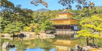 Japan Tokyo Kinkakuji Temple 800×400