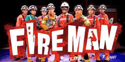 Korea Seoul Fireman Show 800x400