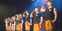 Korea Seoul Fireman Show Crew Salute 800×400