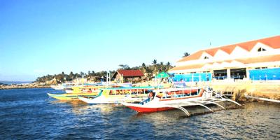 Philippine Boracay Island Kalibo Airport Boat Transfer 800x400