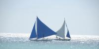 Philippine Boracay Island Paraw Sailing 800×400