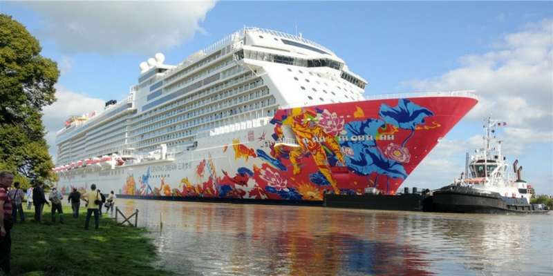 6d5n Kl Penang Phuket Genting Dream Cruise Island Escapade