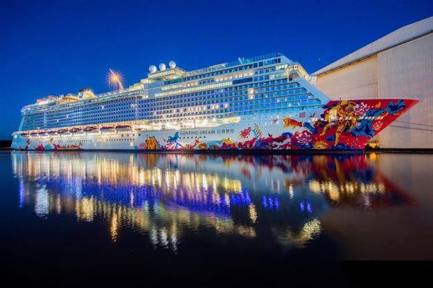 6d5n Singapore Amp Indonesia Dream Cruise Sailing Low