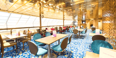 Superstar Libra Cruise Blue Lagoon Restaurant