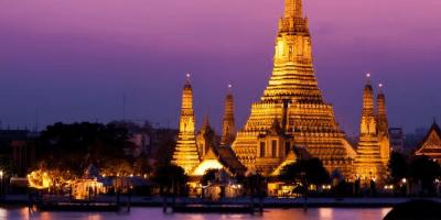 Thailand Bangkok Arun
