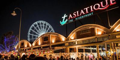 Thailand Bangkok Asiatique