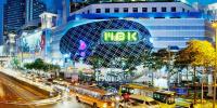 Thailand Bangkok MBK Shopping Mall