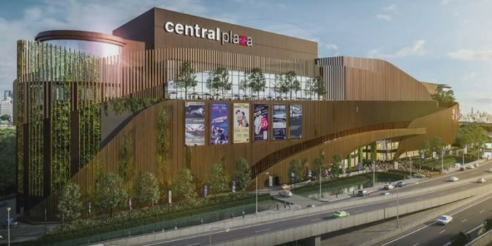 Thailand Central Airport Plaza Shopping Mall