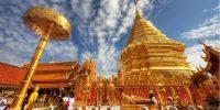 Thailand Chiang Mai Doi Suthep 1