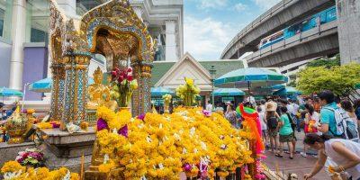 Thailand Chiangmai 4 Buddha
