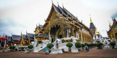 Thailand Wat Ban Den