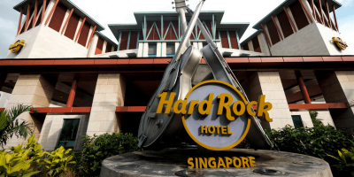 Hard Rock hotel RWS