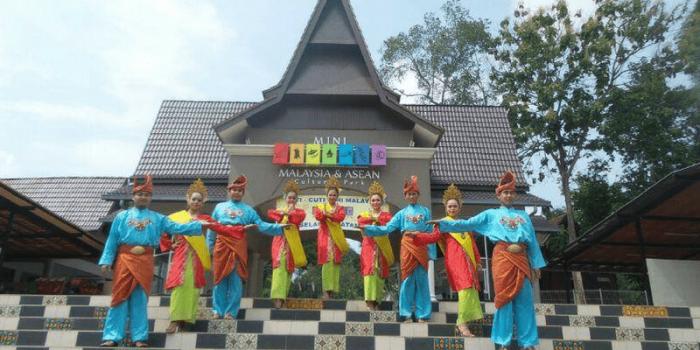 Melaka Mini Malaysia & Asean Cultural Performance 800×400
