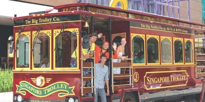 Singapore Classic Trolley Tour