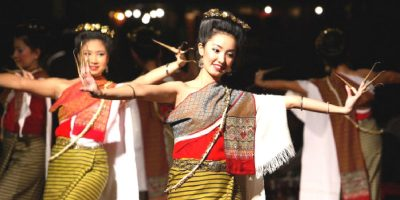 Thailand Chiangmai Culture Dance and Dinner