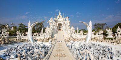 Thailand Chiangmai White Temple
