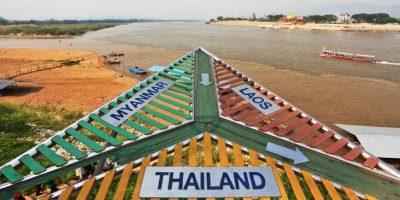Thailand Chiangrai Golden Triangle
