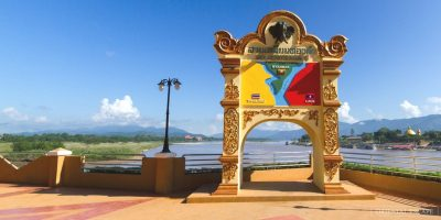 Thailand Chiangrai Goldren Triangle
