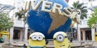 Universal Studios Singapore Minions Greetings 800x400