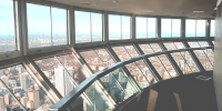 China Shanghai Jin Mao Tower 88th Floor Viewing 800×400
