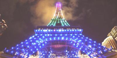 Macao The Parisian By Night 800x400