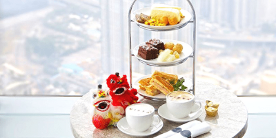 Macao Tower 360 Cafe Afternoon Tea with 360 view 800x400