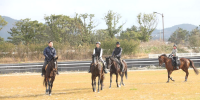 Korea Jeju Island Horse Back Riding Course 800×400