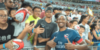 Singapore Rugby 7s 2018 Player and Fans Photo Sessions 800×400