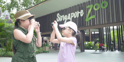 Singapore Zoo Happy Go Family Fun 800x400