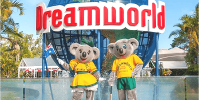 Australia Gold Coast Dreamworld Mascot 800x400