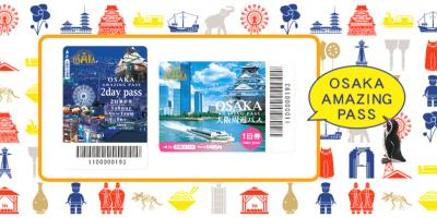 Japan Osaka Amazing Pass 800x400