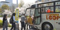 Japan Osaka Wonder Loop Bus Route Ponits 800×400