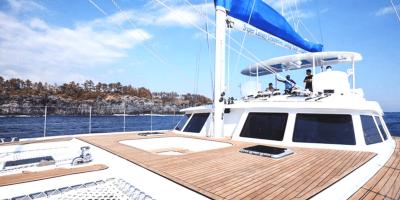 Korea Jeju Island Luxury Sail Cruise 800x400