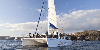 Korea Jeju Island Yacht Sightseeing 800x400