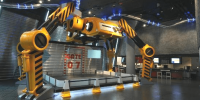 Macao Science Center with Planetarium 2D Robot Gallery 800×400
