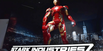 Singapore ArtScience Museum Stark Industries Iron Man 800x400
