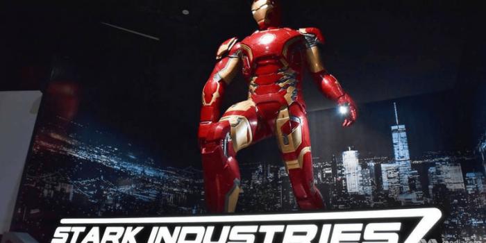 Singapore ArtScience Museum Stark Industries Iron Man 800×400
