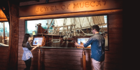 Singapore Sentosa Maritime Expertimental Museum Jewel of Muscat 800×400