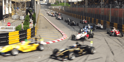 Macao Grand Prix 2018 R Bend 800x400