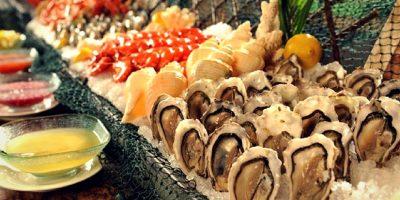 Sands Cotai Central Grand Orbit Seafood Buffet 800x400