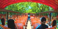 Taiwan Taipei Double Decker Bus Tour Scenic Ride 800×400