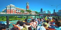 Taiwan Taipei Double Decker Bus Tour Sighseeting 800×400