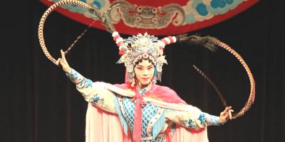 Taiwan TaipeiEYE Experience Peking Opera 800x400