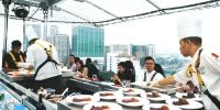 Malaysia Kuala Lumpur Dinner in the Sky Meals 800×400