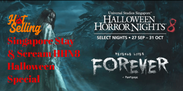 Singapore Stay & Scream HHN8 Halloween Special 800×400